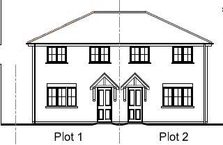 semi-detached dwellings