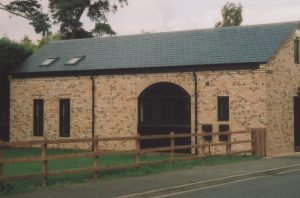 Barn style dwelling
