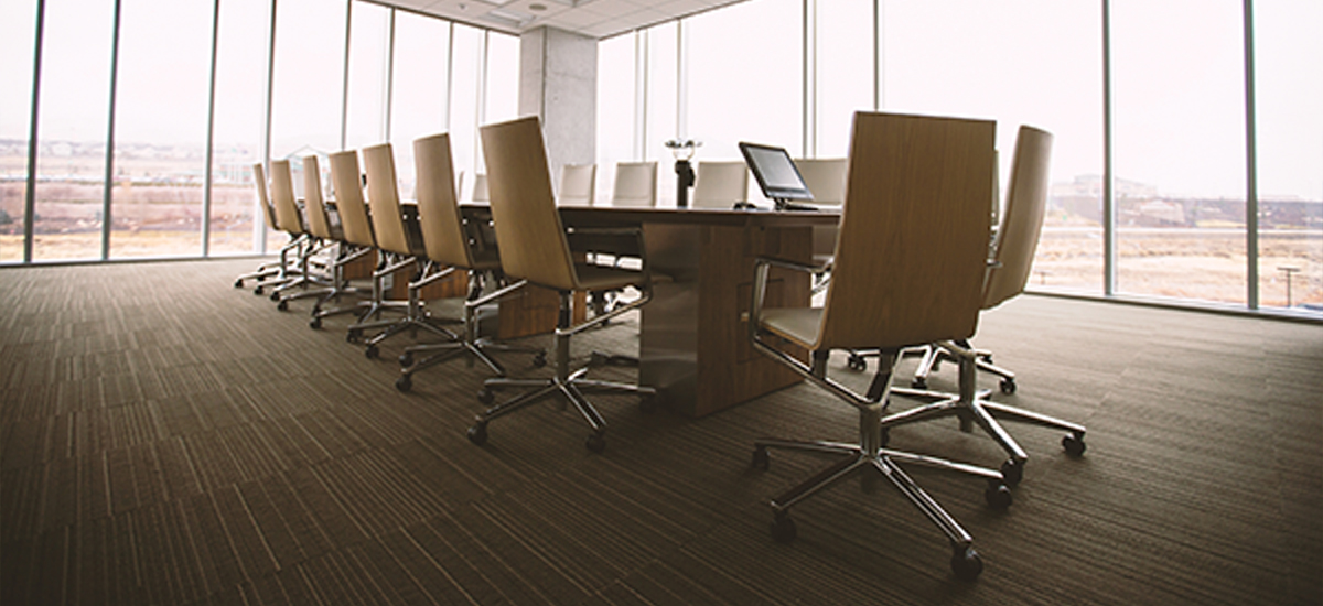 Boardroom table & Chairs